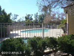 Wonderful pool area with heated spa...