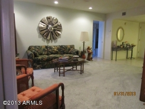 Living Room and Entrance