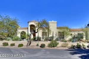 This custom home is situated at the base of Camelback Mountain, with great curb appeal, quality construction and wonderful charm and ambiance throughout!