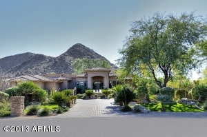 5441 E MOCKINGBIRD Lane, Paradise Valley, AZ 85253