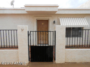 2151 N MERIDIAN Road, 37, Apache Junction, AZ 85120