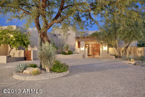6624 E OLD PAINT Trail, Carefree, AZ 85377