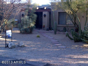 37801 N CAVE CREEK Road, 5, Cave Creek, AZ 85331
