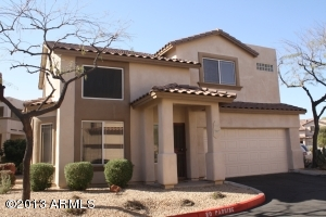 Fountain Hills, community pool, no common walls, easy access to Shea