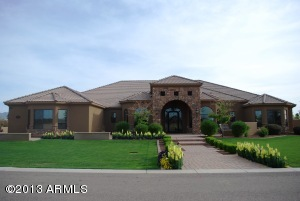 Beautiful custom built home in gated community.