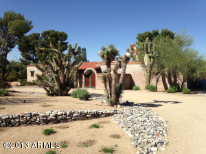 DESIGN, CONSTRUCTION AND FEEL OF HOMES THAT ARE PART OF THE ARIZONA HERITAGE AND SAY 'CASUAL LUXURY' AT HALF THE PRICE.