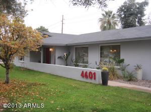 4601 E OSBORN Road, Phoenix, AZ 85018