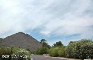 Camelback Mountain upon entry...Welcome Home!