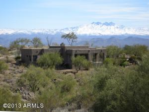 On .6 Acre in North Heights, backing to a natural arroyo and open space