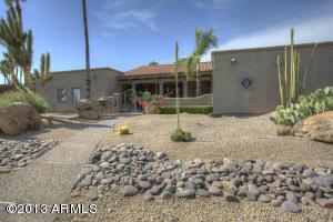 9332 E CALLE DE VALLE Drive, Scottsdale, AZ 85255