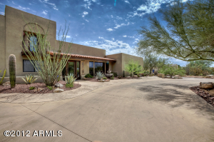 Stunning Santa Fe Home on .98 Acres.