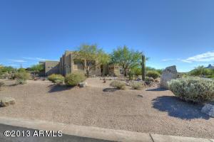 9817 E Troon North Drive, Scottsdale, AZ 85262