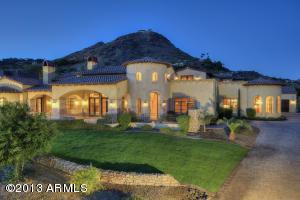 4334 E Desert Crest Drive, Paradise Valley, AZ 85253