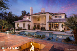 This is one spectacular home! Custom home in Rosalee Ranch in the Cactus Corridor. 5547 square feet of quality throughout. Only one lucky buyer!
