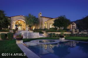 10955 E Feathersong Lane, Scottsdale, AZ 85255
