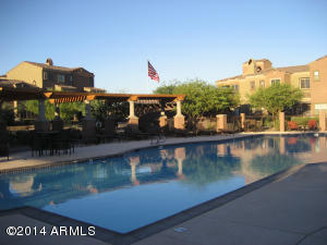 Only residents of the Villages can use this pool, however the main clubhouse pool is available to anyone.