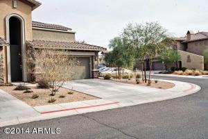 Corner/end unit with two car garage and large driveway!