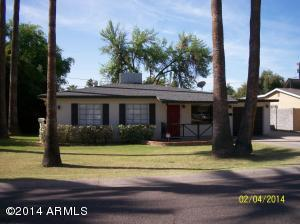 4129 E INDIANOLA Avenue, Phoenix, AZ 85018