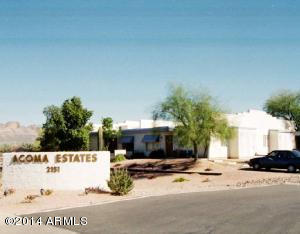 2151 N MERIDIAN Road, 48, Apache Junction, AZ 85120