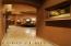 Extra wide hallways throughout.