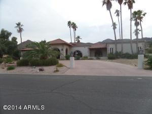 7832 N RIDGEVIEW Drive, Paradise Valley, AZ 85253