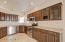 New tile, granite countertops & stainless steel appliances