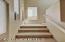 Stairs to 2nd floor bedrooms & office/3rd(?) bedroom.