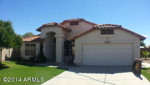 4315 E BAYWOOD Avenue, Mesa, AZ 85206