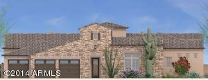 Beautiful Rustic Exterior with Generous Stone