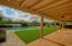 Expansive Wrap around covered Patio