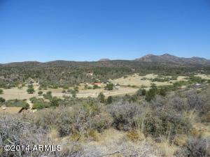 17850 S Tawny Lane S Lot 37, Peeples Valley, AZ 86332