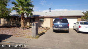465 N STANDAGE Street, Mesa, AZ 85201
