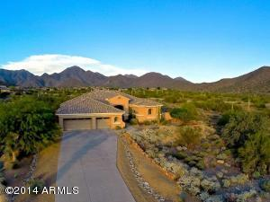This home, built by Shea, is located on a 3.66 acre lot.