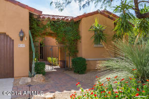 Charming entryway to courtyard, Guest Casita and Main House.