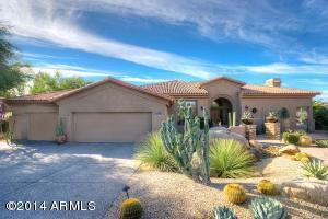 9561 E PEAK VIEW Road, Scottsdale, AZ 85262