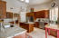 The entire kitchen was remodeled in 2014.