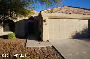 16745 E SAGUARO Boulevard, 103, Fountain Hills, AZ 85268
