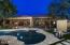 Two covered patios, built-in BBQ on the left patio!