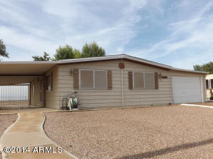 25438 S ILLINOIS Avenue, Sun Lakes, AZ 85248