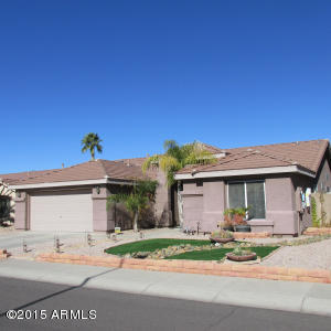 Beautiful KB Home in Desert Canyon Subdivision
