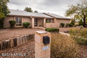 5901 E SWEETWATER Avenue, Scottsdale, AZ 85254
