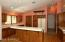 Big Kitchen, Vaulted Ceilings