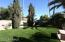 Grassy Backyard Area