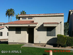 414 E CULLUMBER Avenue, A27, Gilbert, AZ 85234