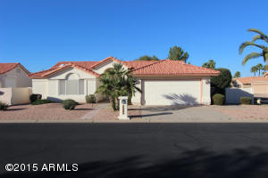 10434 E HERCULES Drive, Sun Lakes, AZ 85248