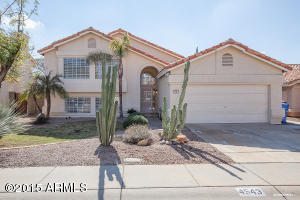 fantastic floor plan with hard to find 5 bedrooms, 3 full baths, huge game room and delightful sunny bright Great Room floor plan, formal dining area and eat in kitchen, excellent pantry and new finishes