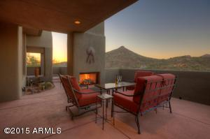 Beautiful Sunsets with views of Continental Mountain Range