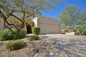 End Unit Townhome in quiet North Scottsdale Neighborhood.