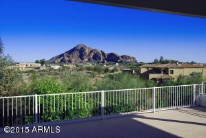 Camelback Mtn view from your deck