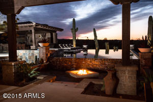 Beautiful Tuscan Cave Creek Home